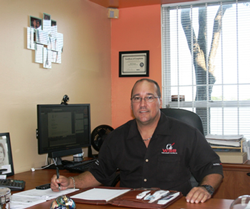 Rick Serrano, Director Of Operations